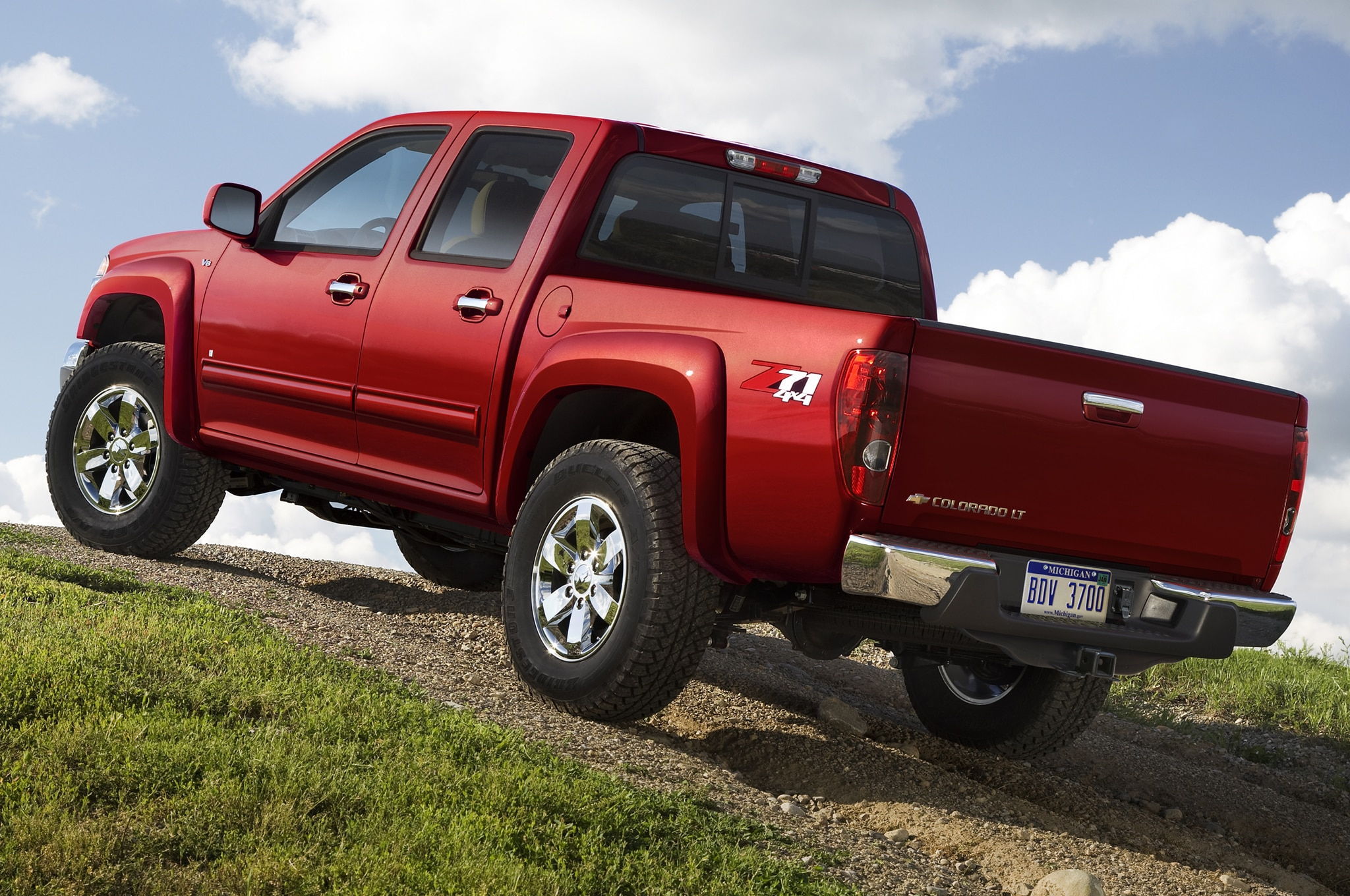 2004-2012 Chevrolet Colorado/GMC Canyon - Pre Owned - Truck
