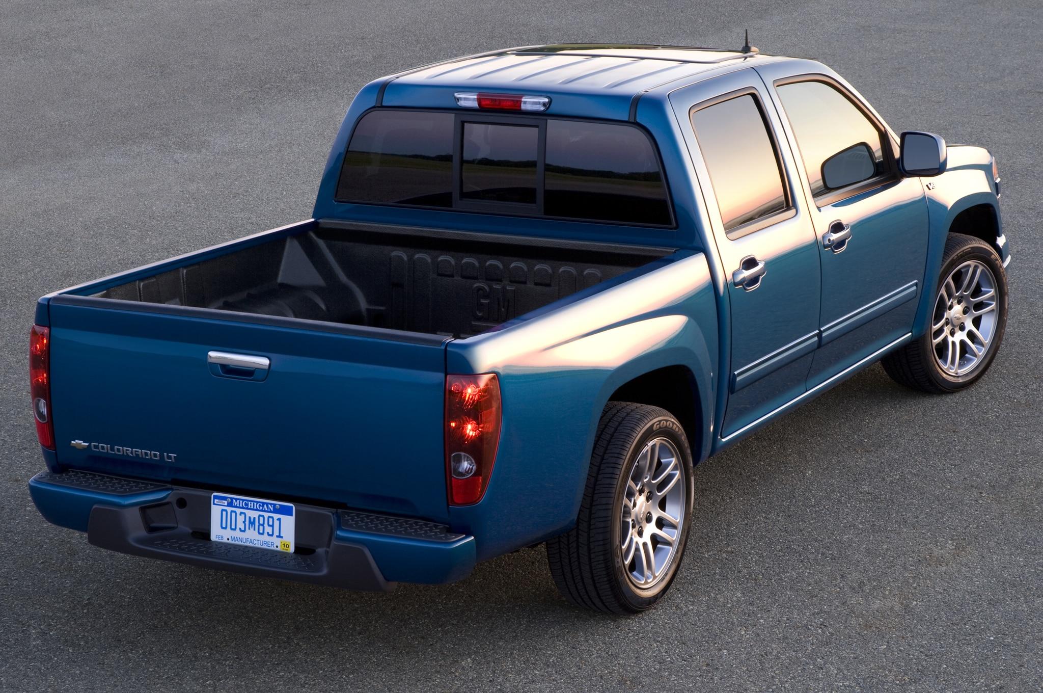 2004-2012 Chevrolet Colorado/GMC Canyon - Pre Owned - Truck