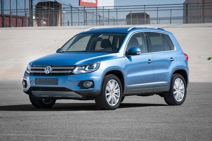 2014 Volkswagen Tiguan 2.0 TDI 4Motion Euro Spec First Test