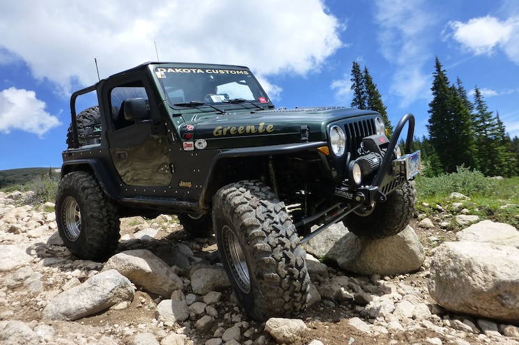 First Annual Roof Of The Rockies Jeep Jamboree 61