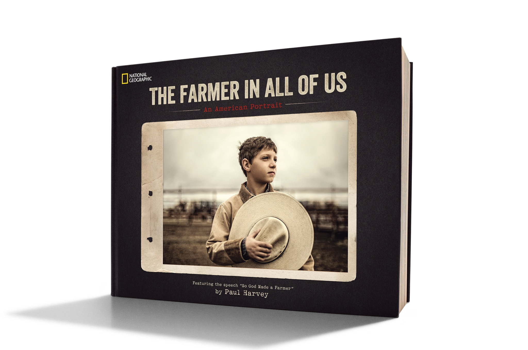 "Ram Announces Availability of ""Farmer in All of Us"" Book"