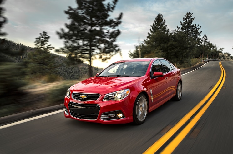 2014 Chevrolet SS Second Test