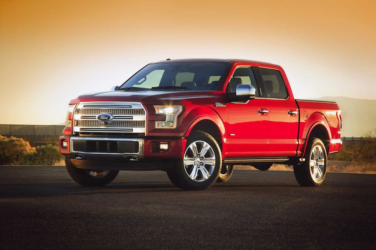 2015 Ford F-150 First Look - Factory Fresh