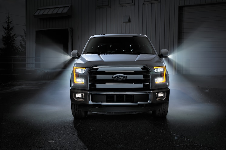 2015 Ford F 150 Front End