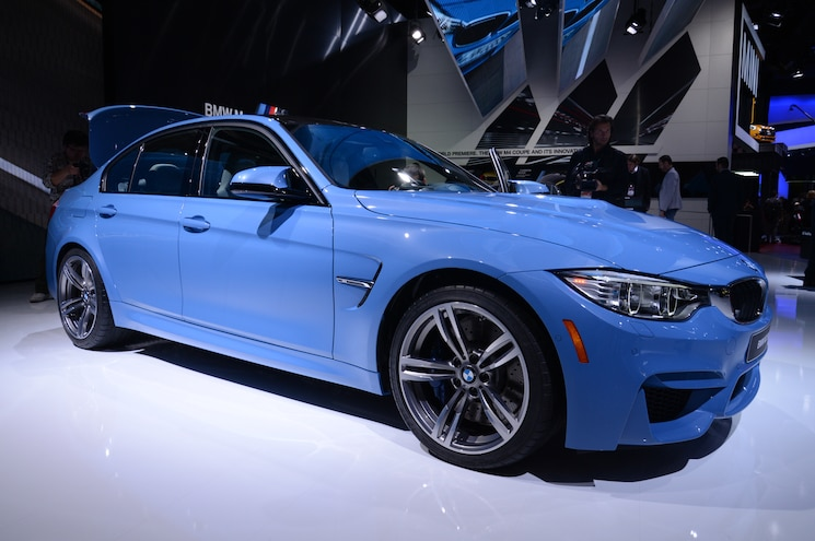 2015 BMW M3 / M4 First Look