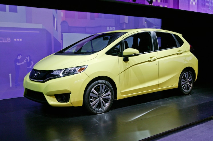 2015 Honda Fit First Look