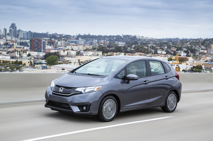 2015 Honda Fit Second Drive