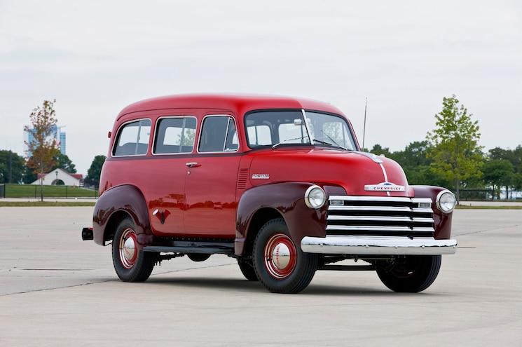Chevrolet Suburban: Evolution of an Icon