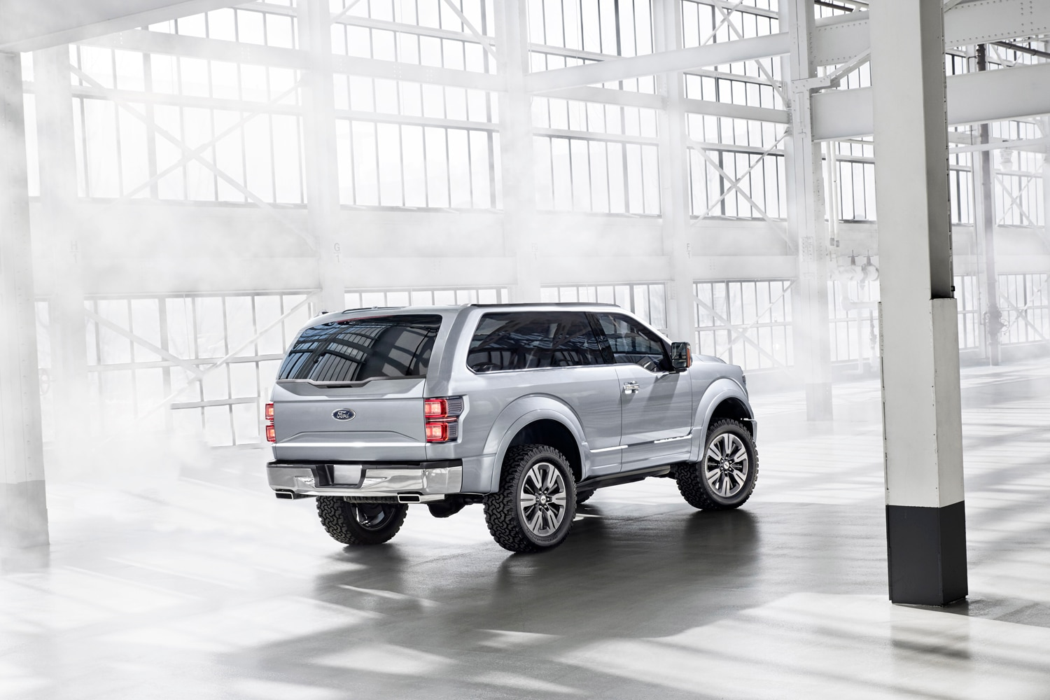 2016 Ford Bronco >> 2016 Ford Svt Bronco Coming Soon Diesel Power Magazine