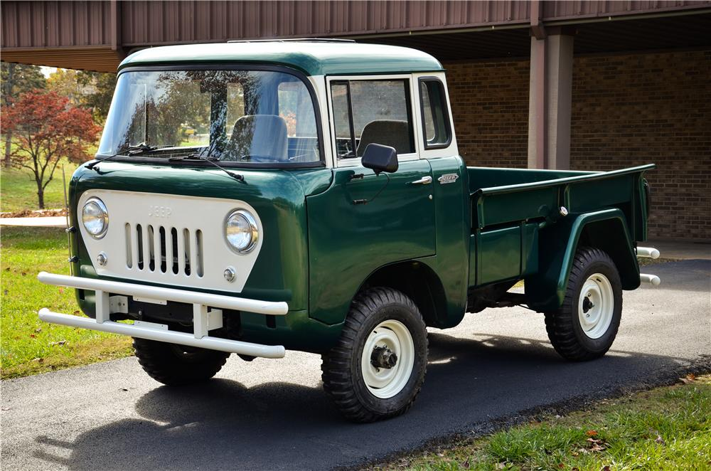 Barrett-Jackson Wednesday: 1941 Dodge Pickup Sells for