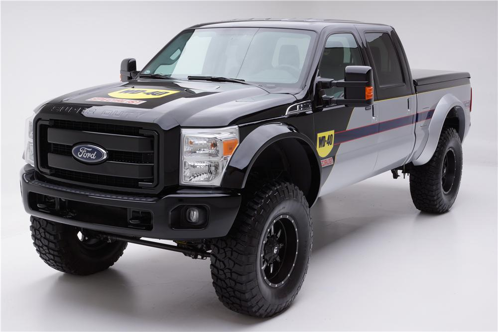 2012 FORD F 350 PICKUP Lot 3002 Barrett Jackson 2014