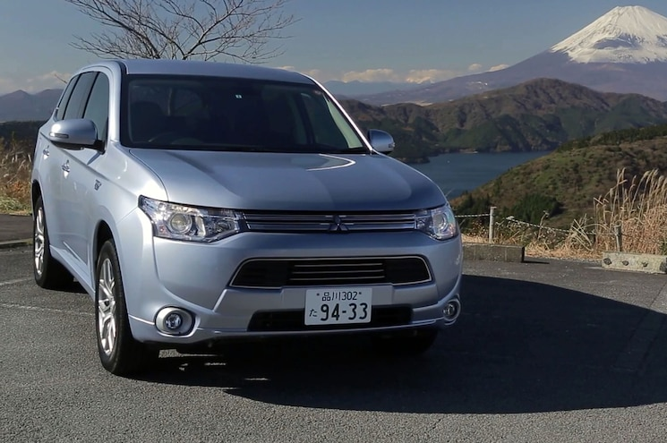 Mitsubishi Outlander PHEV Delayed Again Over New Regulation