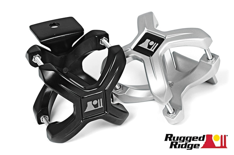 Rugged Ridge X-Clamp Mounting System - Hot Products