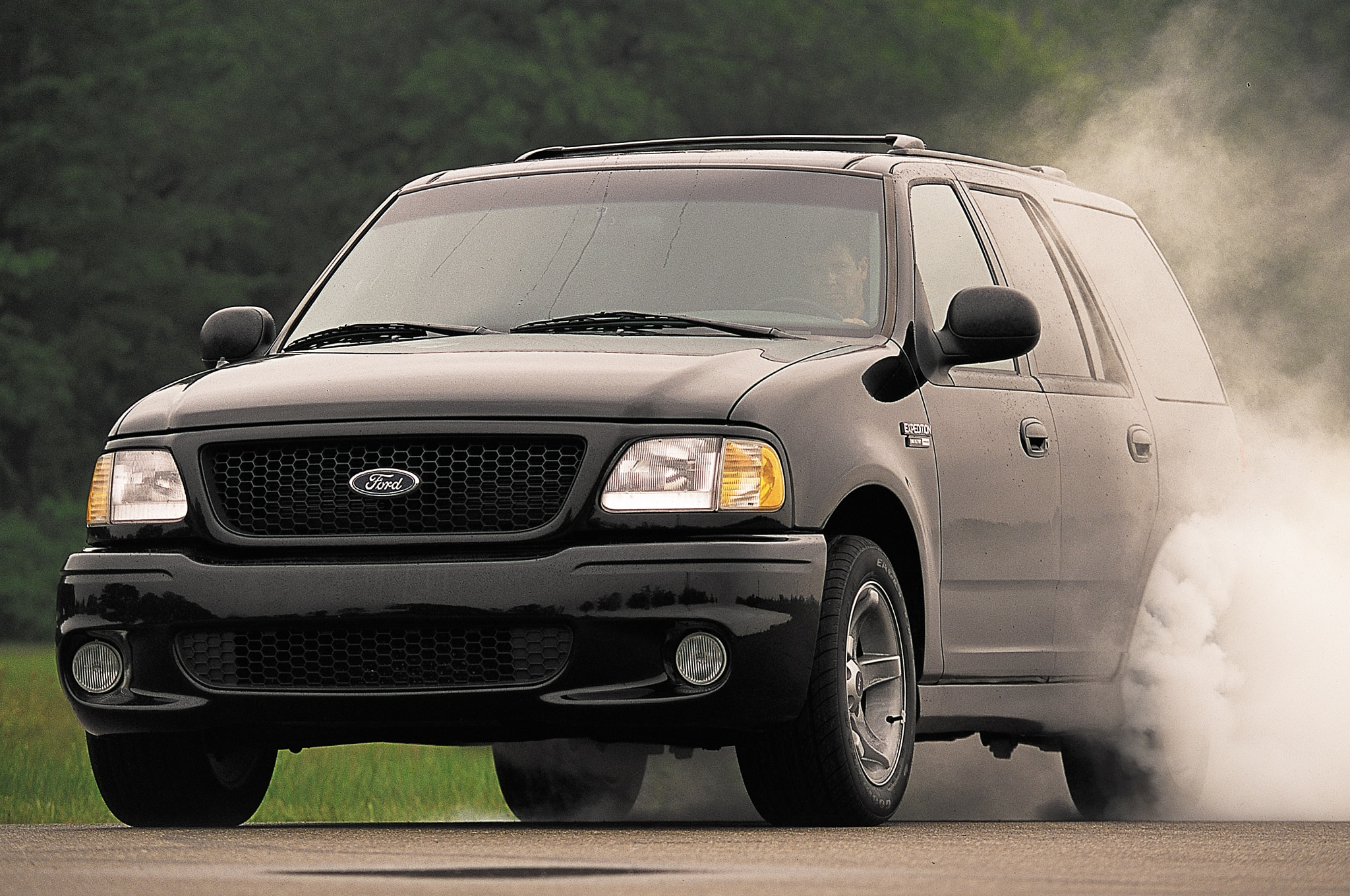 2000 ford svt expedition truck trend history truck trend