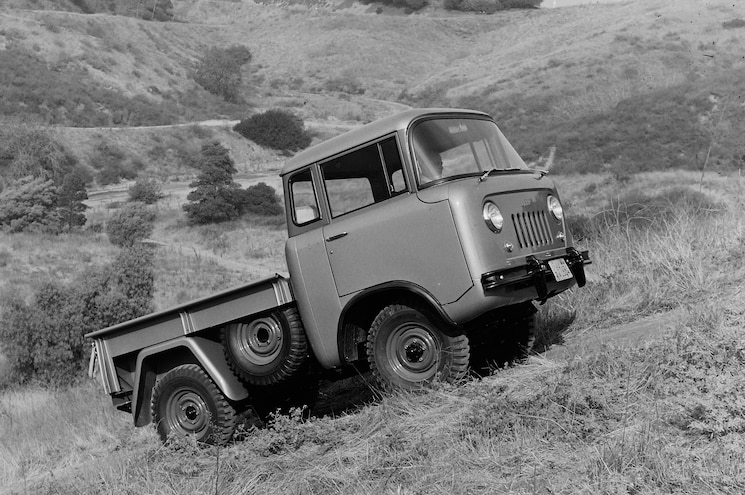 1957 Forward Control Jeep - Truck Trend History