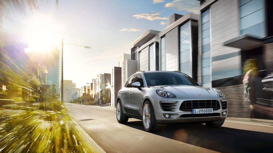 Porsche Macan Four-Cylinder Quietly Debuts Overseas