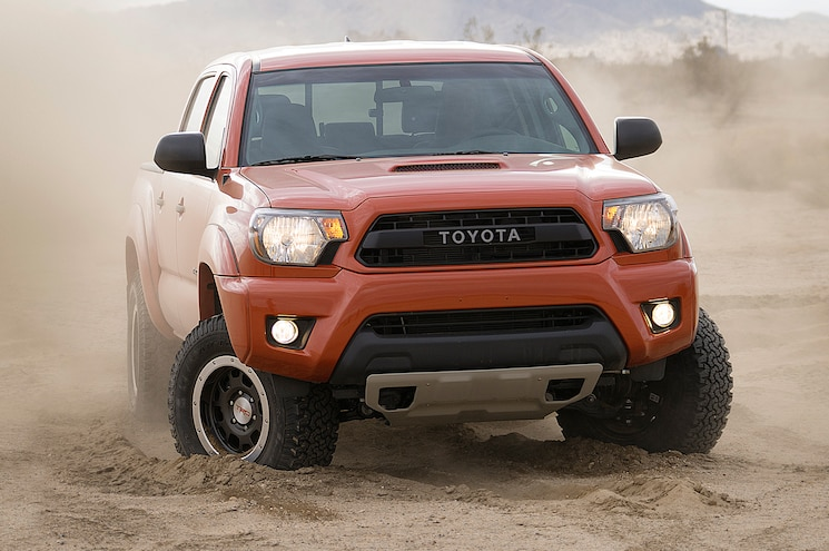 Toyota Announces New Engine Downsizing Strategy – Trucks Unknown
