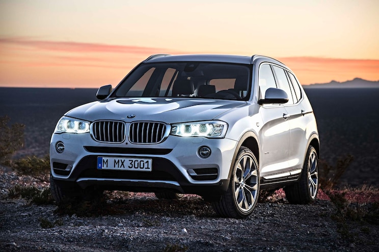 BMW X3 Diesel Under Scrutiny in Wake of VW Scandal