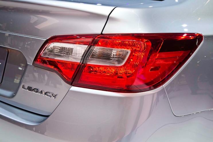2015 Subaru Legacy Taillight