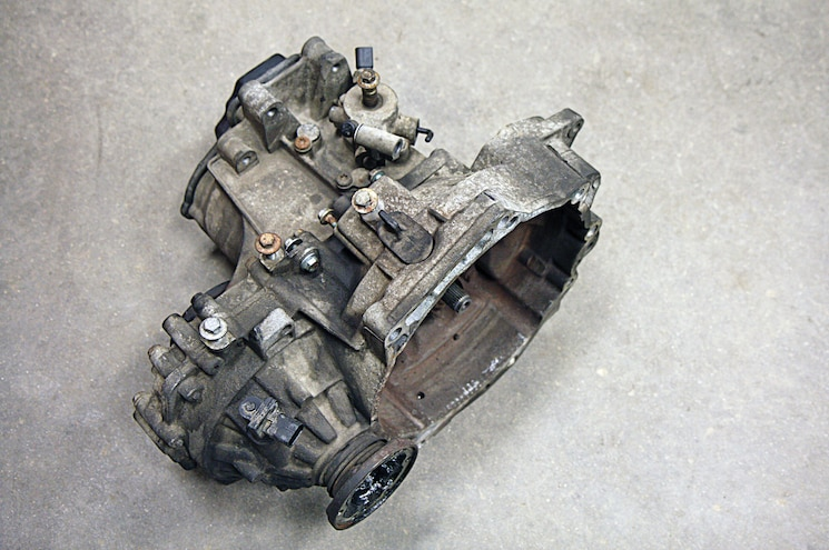2002 Volkswagen Jetta TDI Stock Auto Transmission