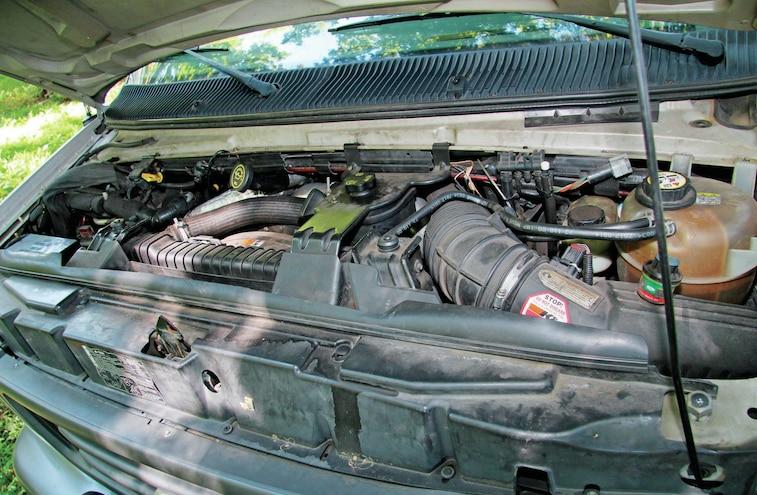 2004 Ford E 350 6 0l Power Stroke Diesel