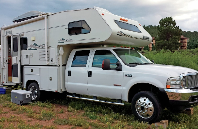 10 Trail-Ready Campers - Remotels