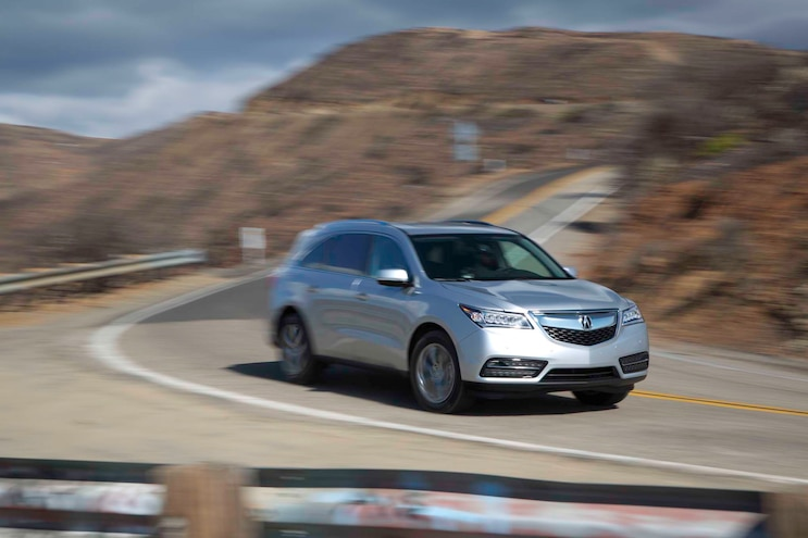 2014 Acura MDX SH-AWD Long-Term Update 4