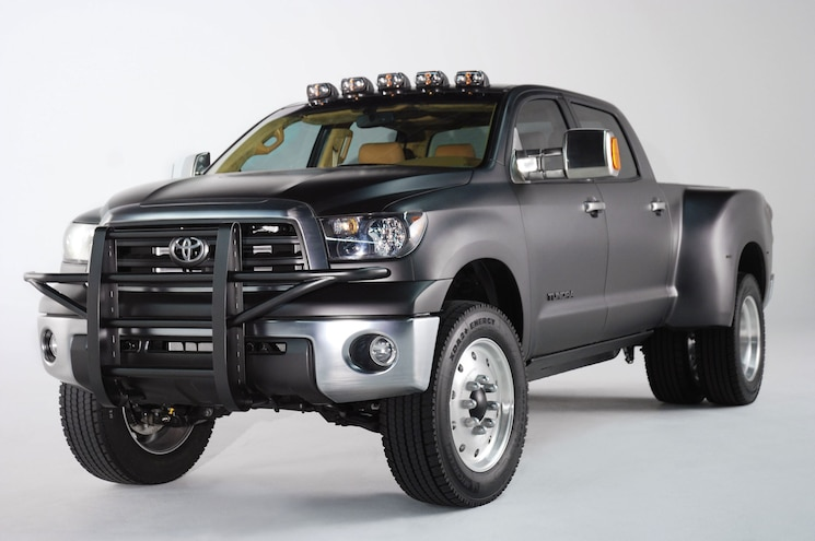 Report: Toyota VP Carter Hints Cummins V-8 Being Considered for Next Tundra