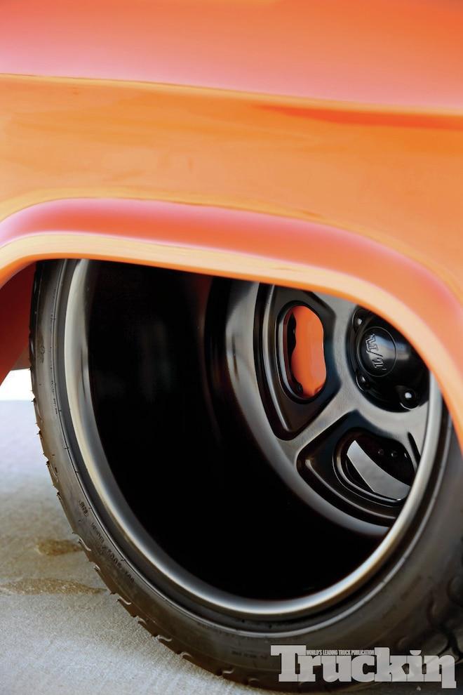 1956 Chevrolet Stepside Wheel