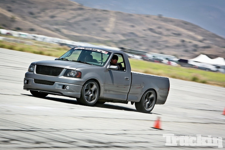 1999 Ford F-150 Lightning - Project Stealth Fighter Part 3