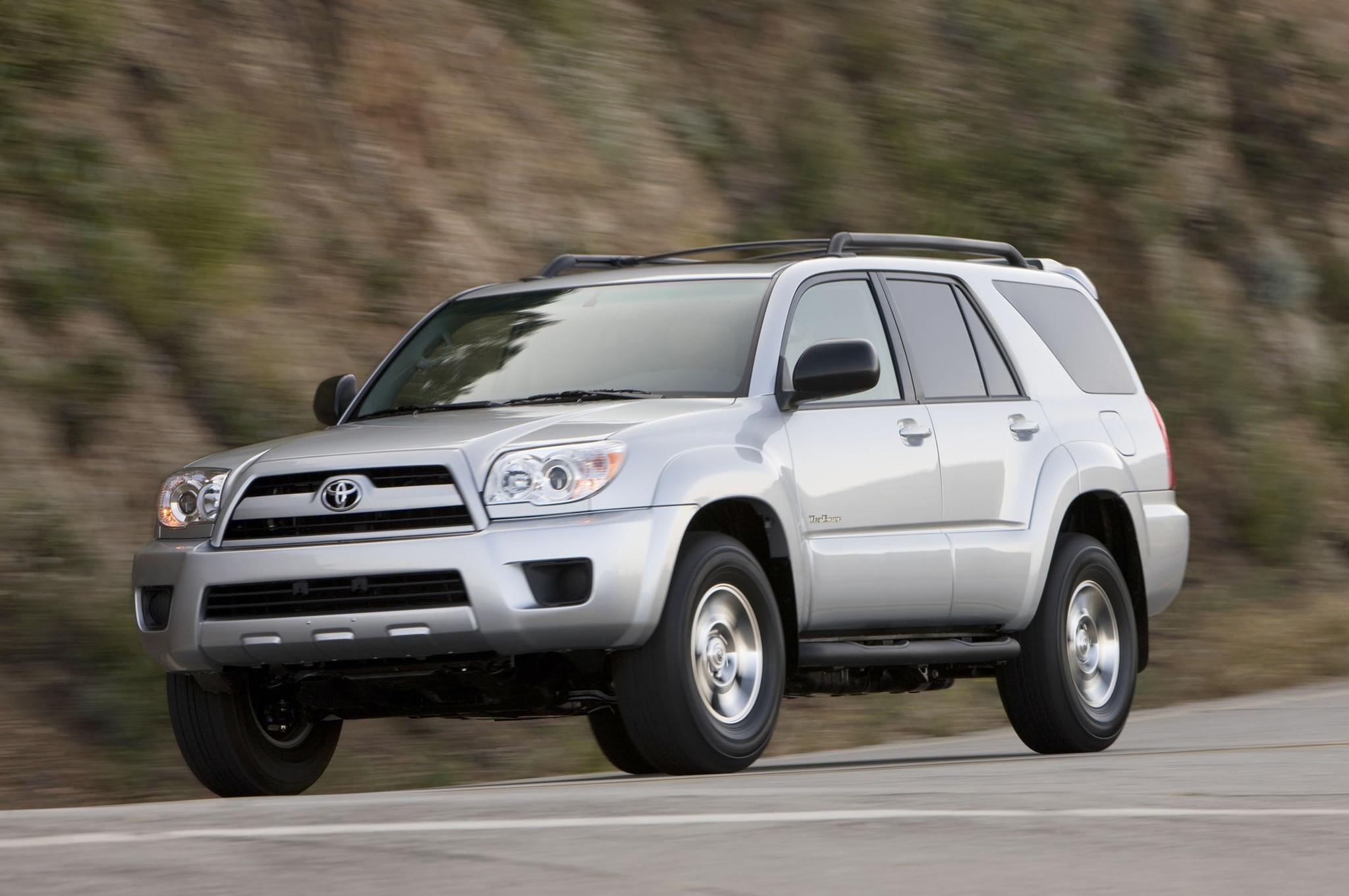 Toyota Recalls Tundra, SUVs on Seatbelt Tensioners