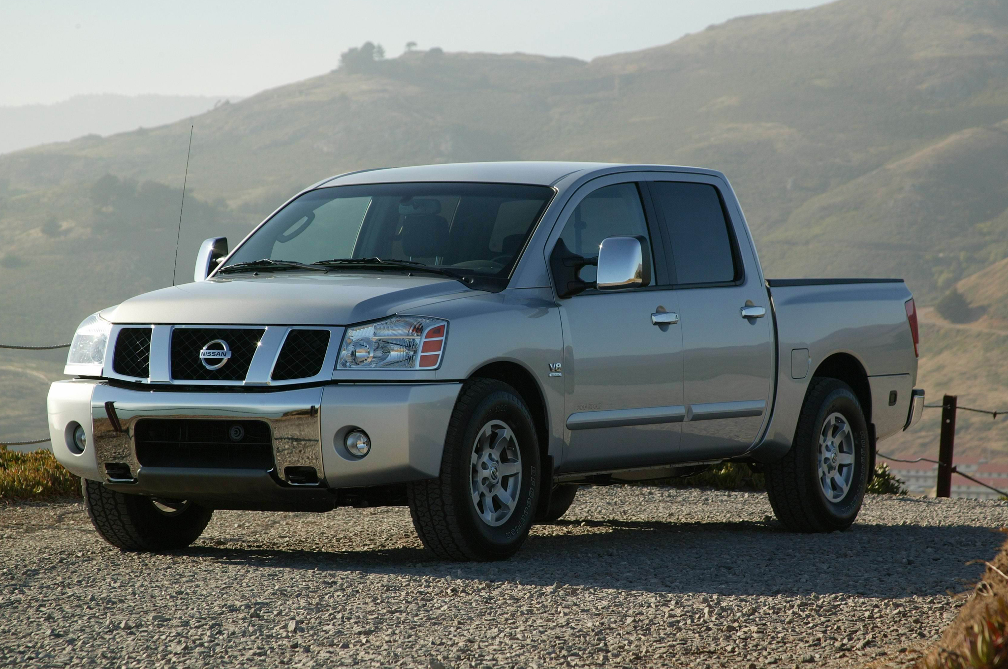 2007 Nissan Titan P0430 Code - Truck Trend Garage Photo