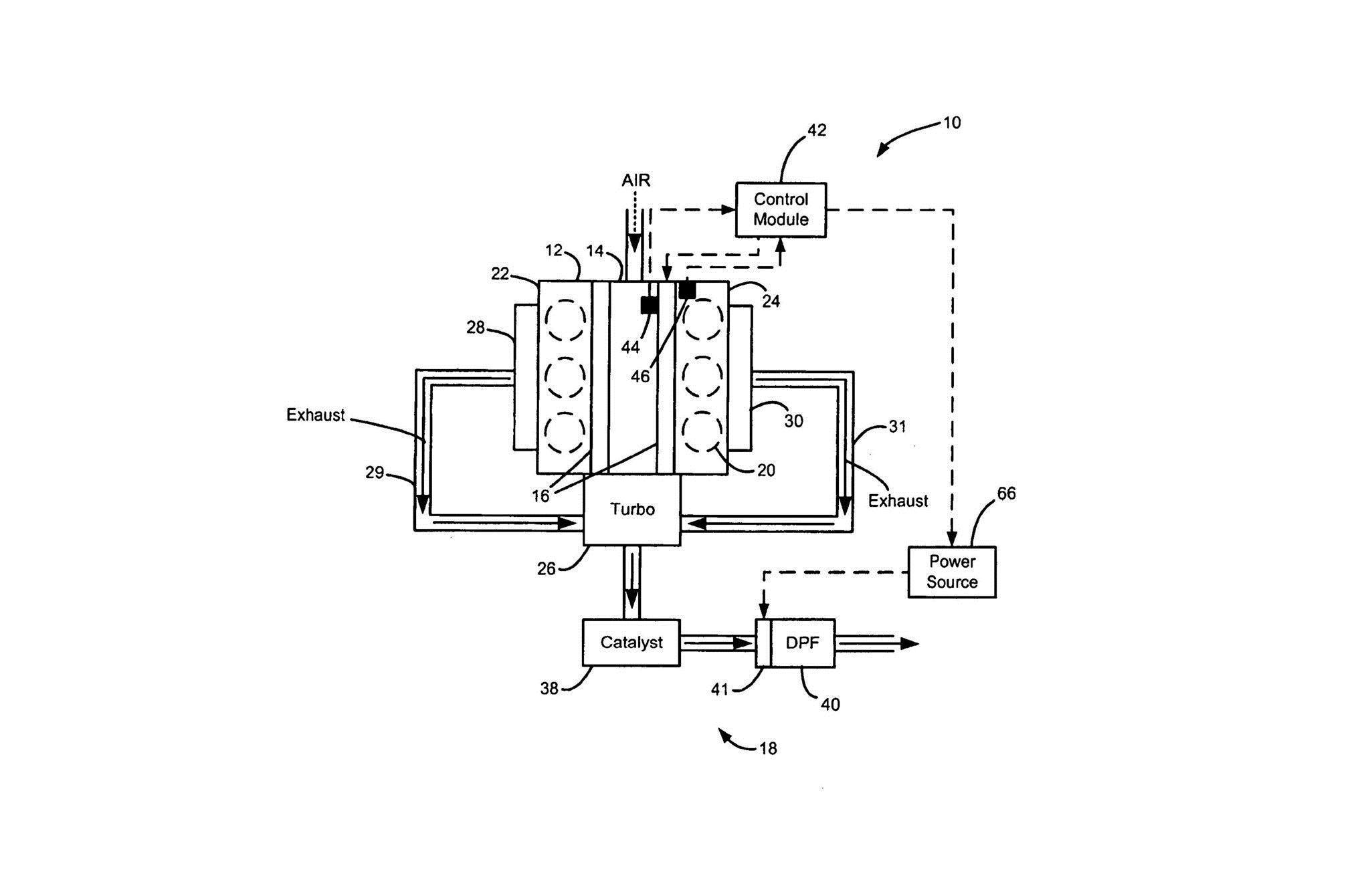 Patent Trolling: Next-Gen Diesel Particulate Filter
