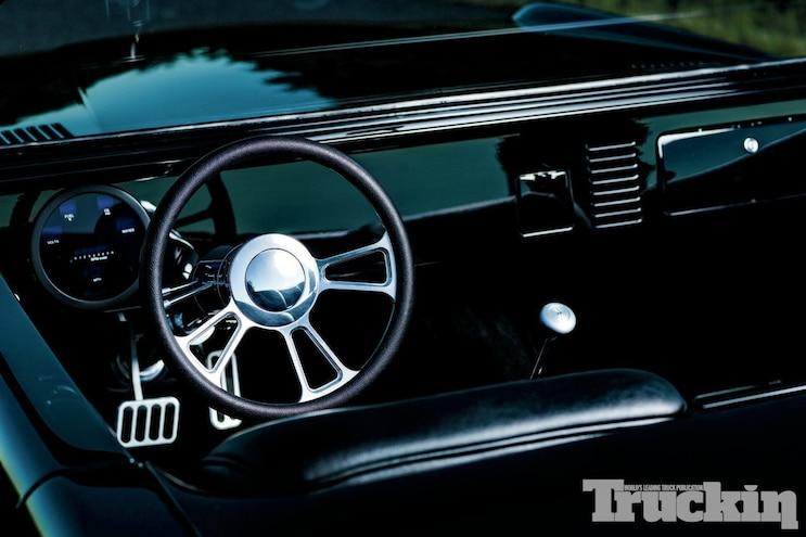 1971 Bronco Gauges Steering Wheels
