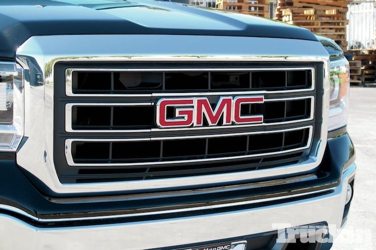 2014 Gmc Sierra T Rex Grille Install 2014 Gmc Sierra Grille View