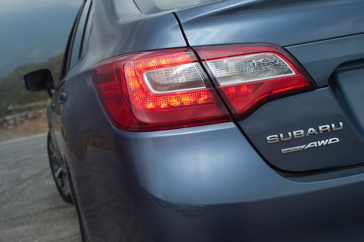 2015 Subaru Legacy 25i Limited Taillight On