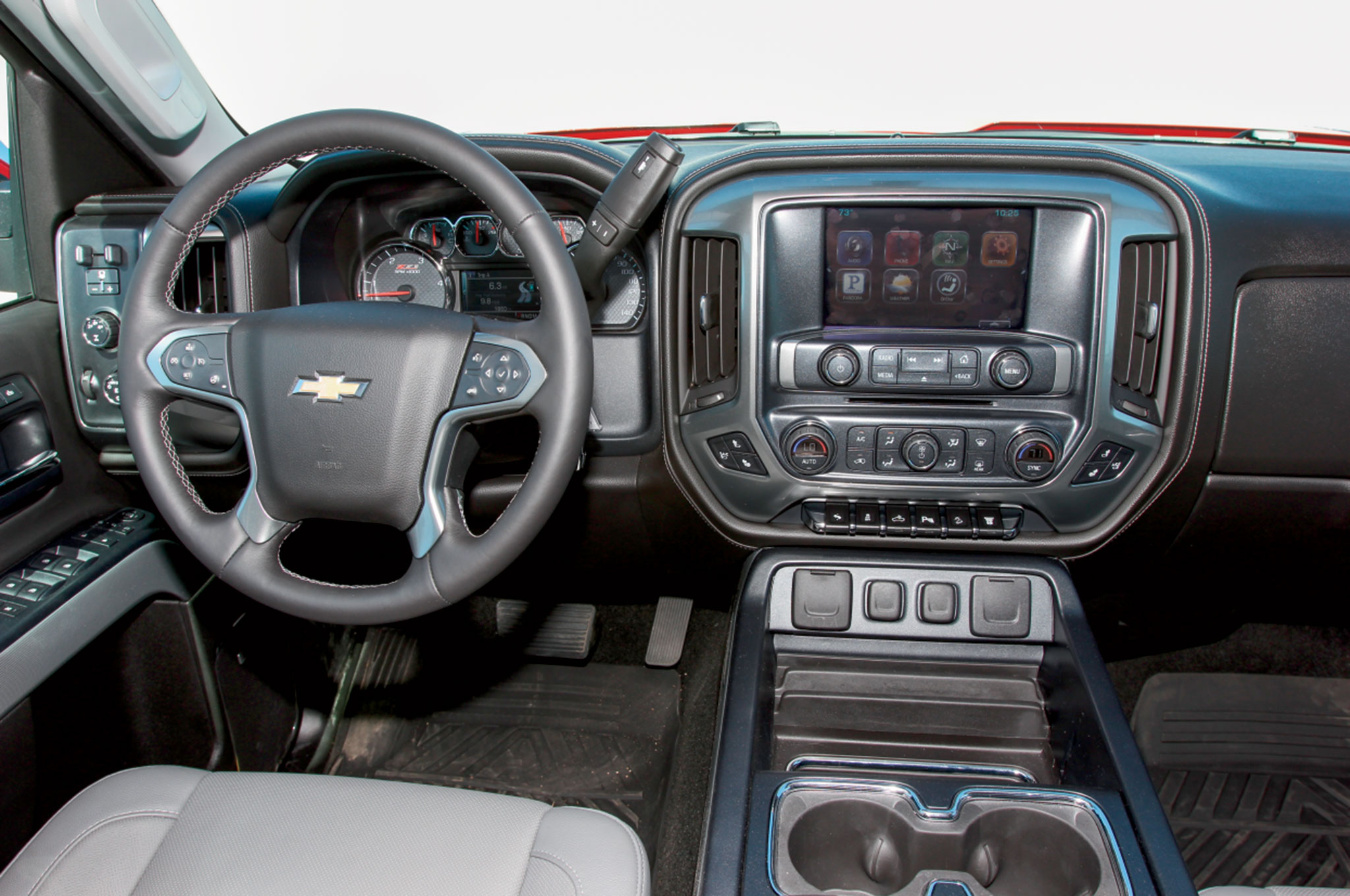 2015 Chevrolet Silverado 2500hd Crew Cab Z71 First Test Photo Image Gallery