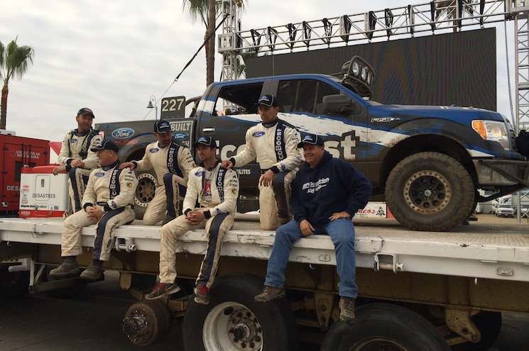 2015 Ford F 150 Race Crew