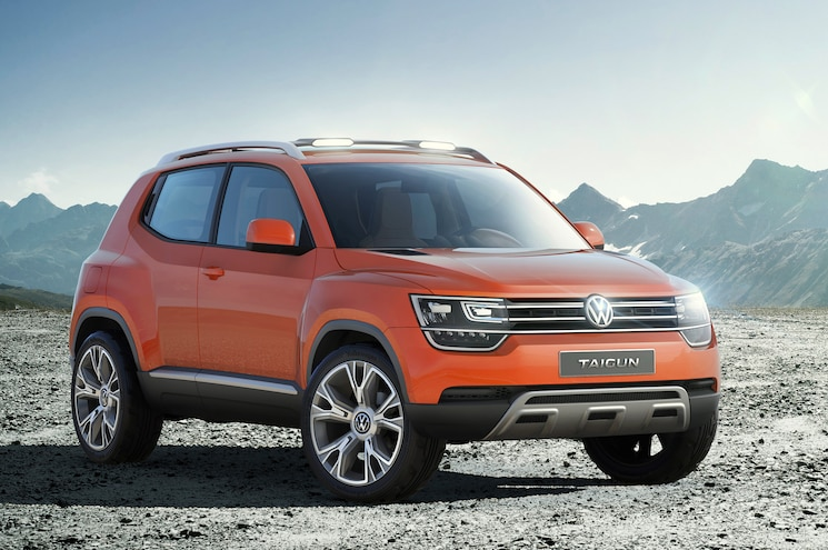 Volkswagen Preparing Crossover Onslaught, Including Compact HR-V Rival