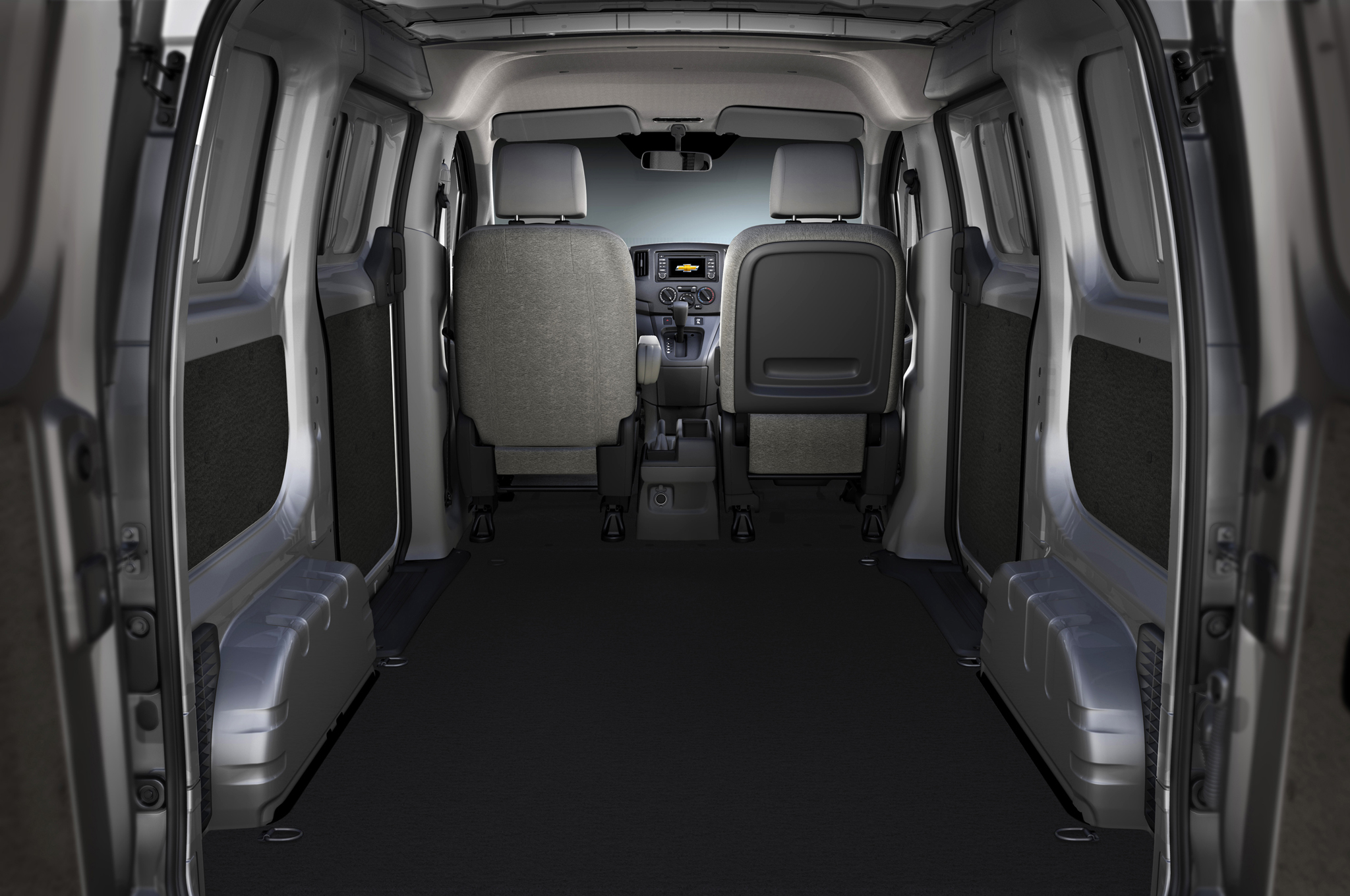 2015 Chevrolet City Express First Look Photo Image Gallery