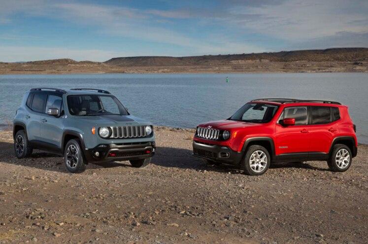 2015 Jeep Renegade Trailhawk 2015 Jeep Renegade Latitude Homepage