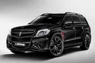 Larte Design Makes U S  Debut with Package for Mercedes-Benz GL