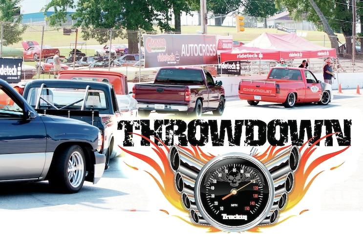 Truckin` Magazine THROWDOWN At LS Fest 2013