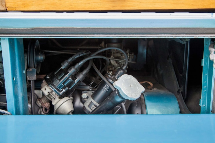 1964 Chevrolet Corvair Greenbrier Engine