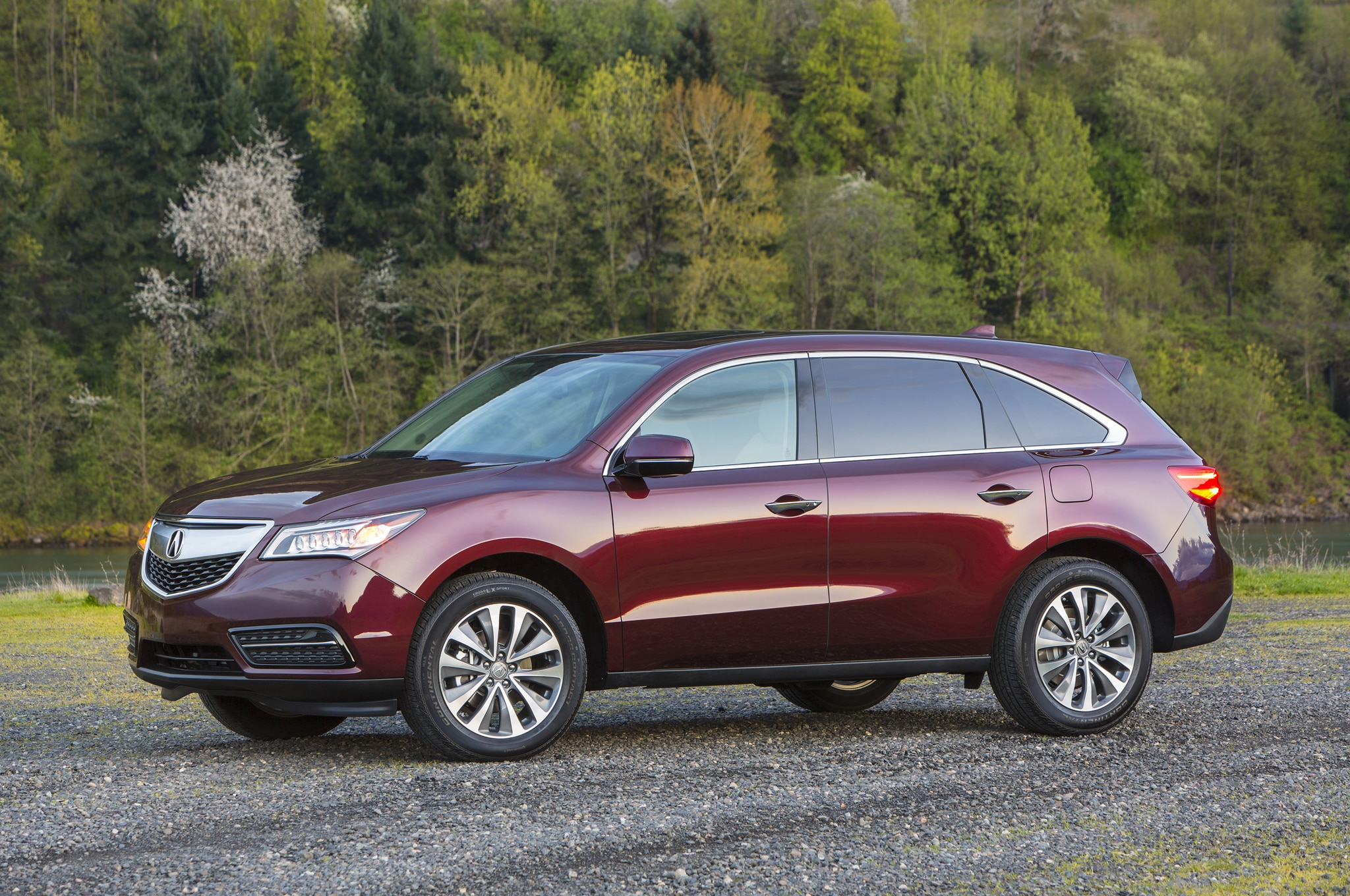 Acura Mdx Claimed As Best Selling 3 Row Luxury Suv Ever Photo Image Gallery