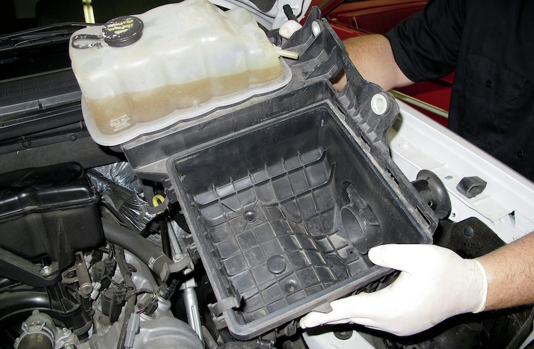 2009 2012 Ford F 150 Intake And Exhaust Install 14