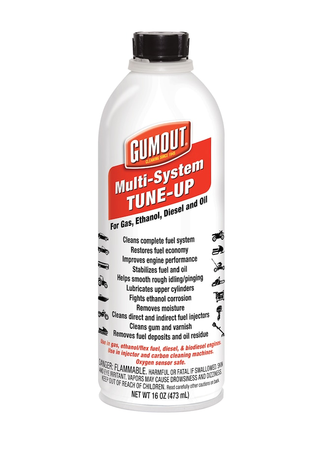 Gumouts Multi System Tune Up Cleaner