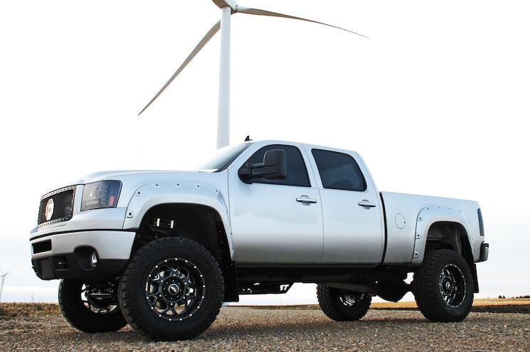2011 Chevrolet Silverado 2500HD 6.6L Duramax - Diesel Power Challenge 2014 Competitor