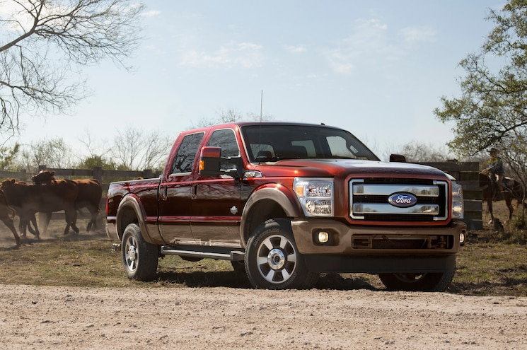 Ford Trucks Hot in North Texas – With Thieves