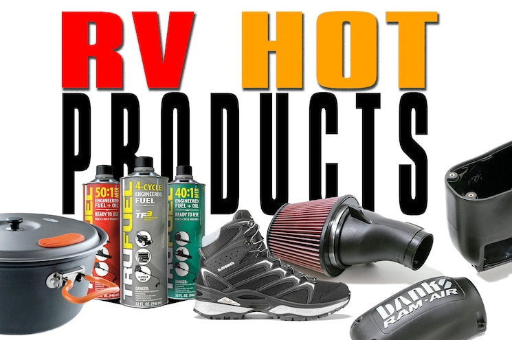 RV Hot Products - Gear For Life On The Road